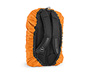 Messenger and Backpack Rain Cover Back