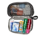 Clear Flexito Toiletry Kit Inside