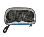 Clear Flexito Toiletry Kit Back