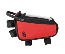 ballistic nylon bixi Red / Black