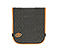 Bifold Wallet - ripstop carbon grey / ballistic nylon carbon grey / ripstop carbon ripstop