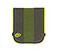 Bifold Wallet - poly weathered canvas peat green / ballistic nylon algae green / poly weathered canvas peat green