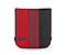 Bifold Wallet - nylon crimson / red devil / black