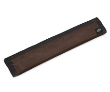 ballistic nylon dark brown