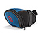 Bike Seat Pack - ballistic nylon blue