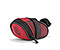 Bike Seat Pack - cordura red devil