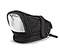 Light Bright Seat Pack - coated nylon black / ultra reflective white