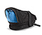 Light Bright Seat Pack - coated nylon black / ultra reflective blue