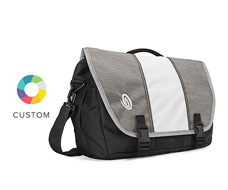 Custom Commute Laptop Messenger Bag Front