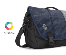 Custom Commute Laptop Messenger Bag