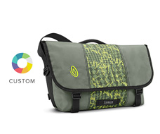 Custom Classic Laptop Messenger Bag Front