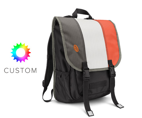 Custom Swig Backpack Front