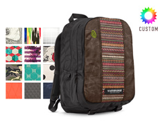 Custom Knockout Laptop Backpack
