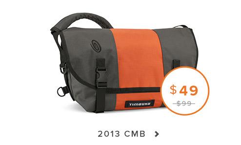 2013 Classic Messenger Bag