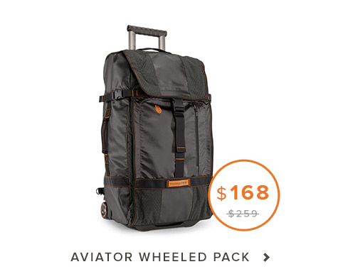 Aviator Wheeled Pack