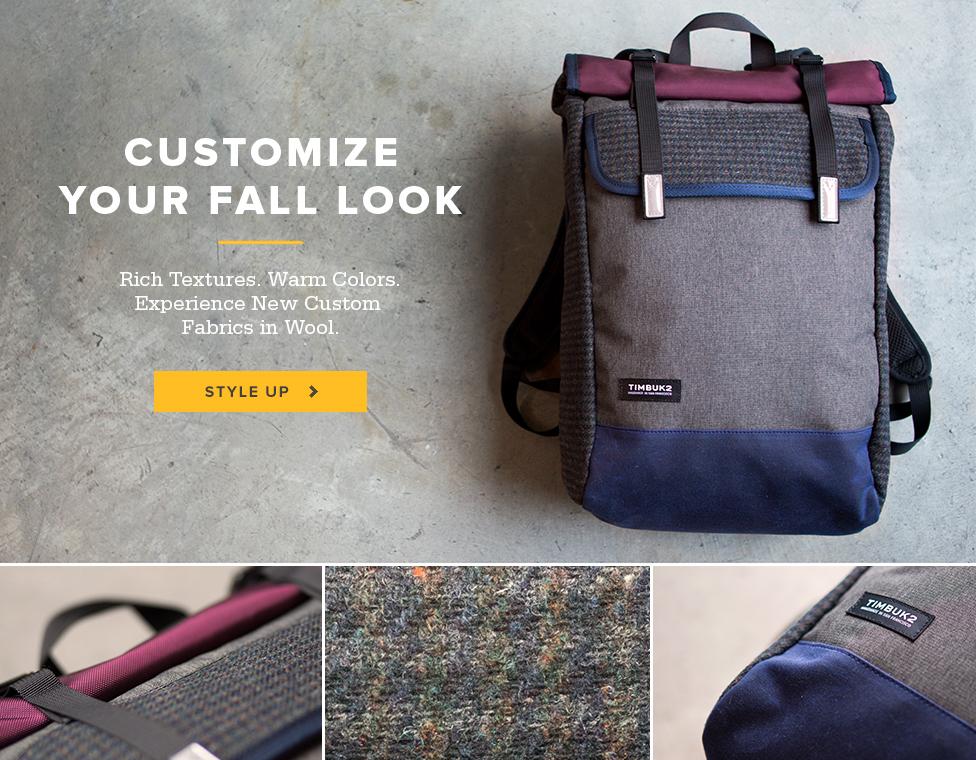 Experience New Custom Fabrics in Wool.