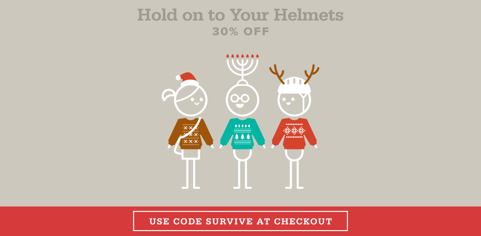 Survive the Holidays with Timbuk2