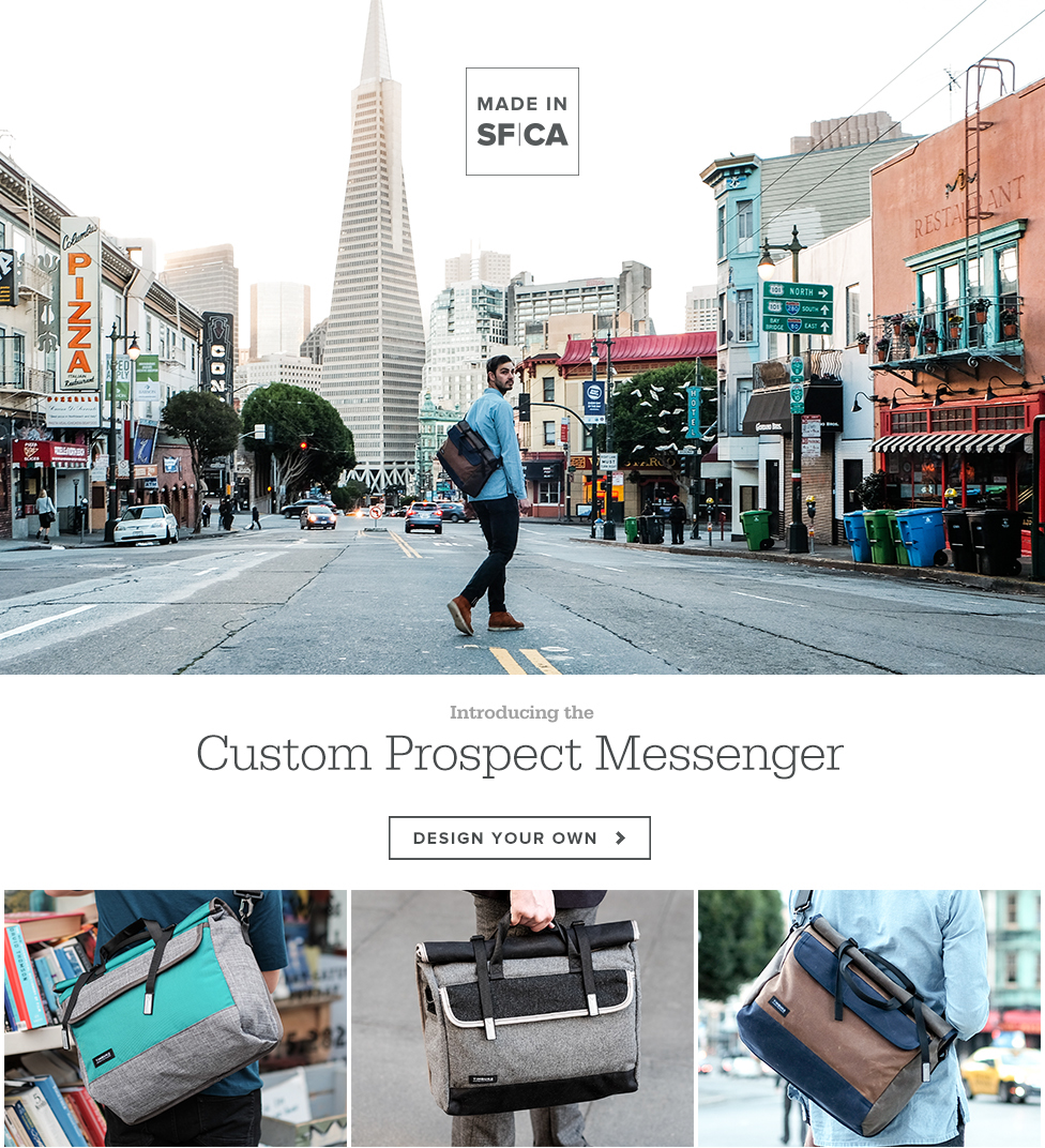 Custom Prospect Messenger