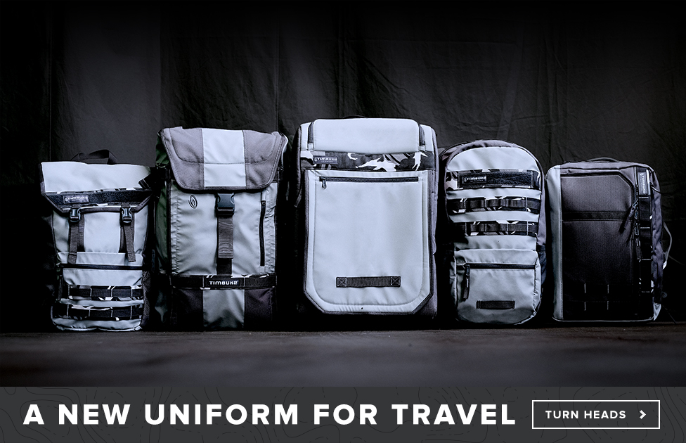 A New Uniform for Travel - Turn Heads