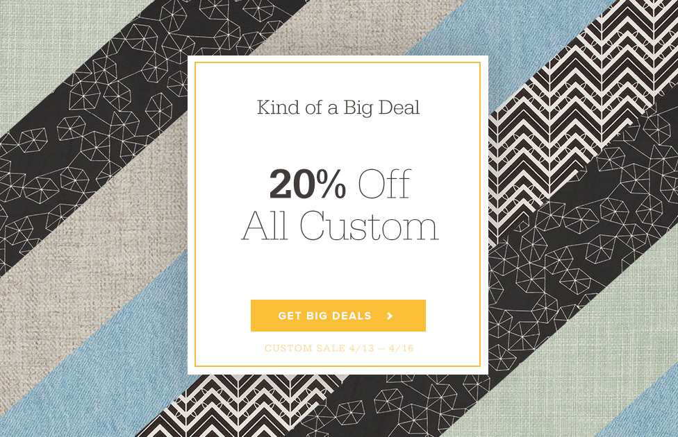 Kind Of A Big Deal Custom Sale
