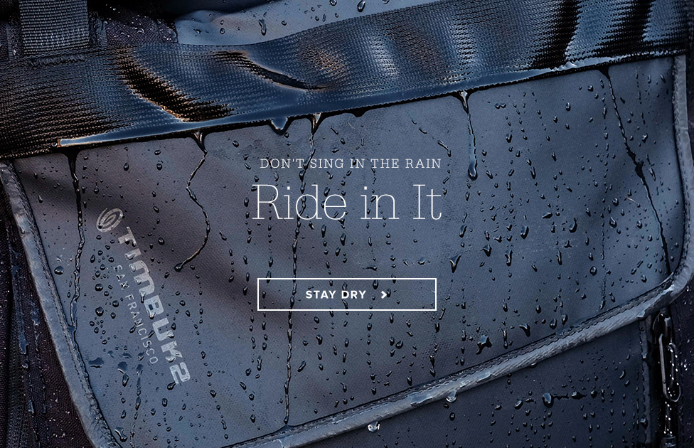 Own the Rain with Our Toughest Gear