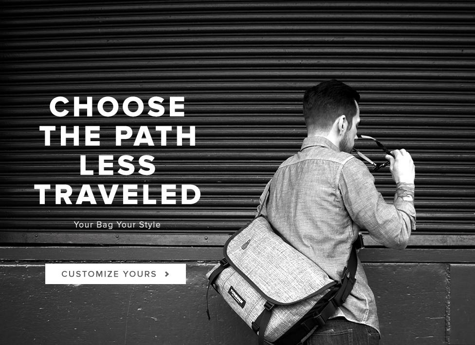 Choose the Path Less Traveled