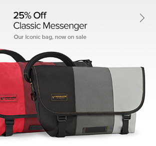 25% Off – Classic Messenger - Our Iconic Bag, Now on Sale