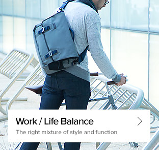 Work / Life Balance. The Right Mixture of Style and Function