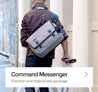 Command Messenger - Function and style in one package