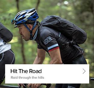Hit The Road - Raid through the hills