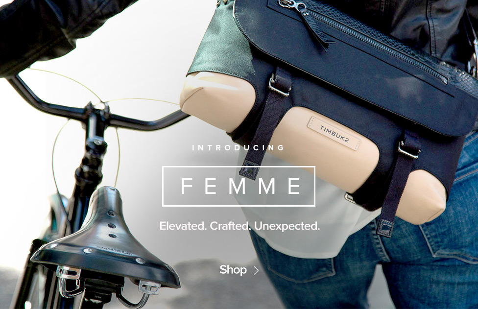 Introducing FEMME - Elevated. Crafted. Unexpected. - SHOP