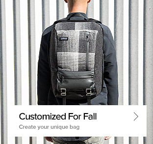 Customized for Fall - Create Your Unique Bag