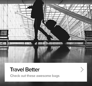 Travel Better - Check Out These Awesome Bags
