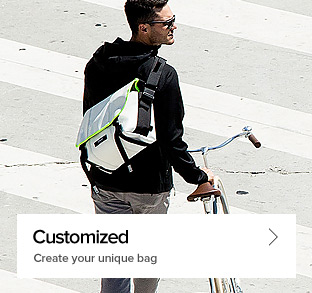 Customized - Create your unique bag