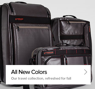 All New Colors - Travel Refreshed for Fall