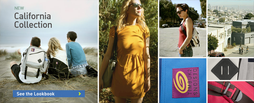 New California Collection. See the Lookbook.
