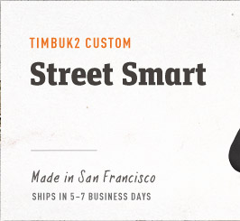 Timbuk2 Custom - Street Smart