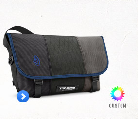 Customize the Classic Messenger Bag