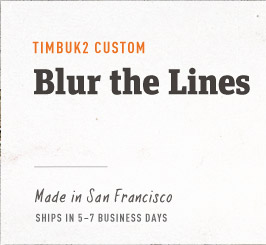 Timbuk2 Custom - Blur the Lines
