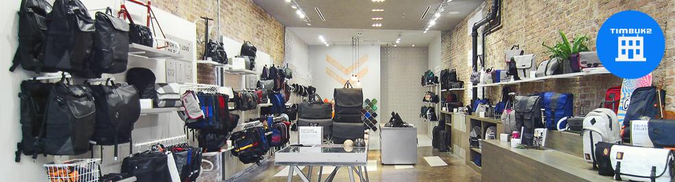 Timbuk2 Stores