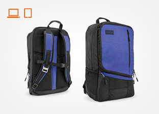 Tech on Demand. Updated Q Laptop Backpack.