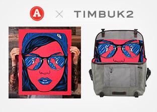 Timbuk2 x ARTCRANK vote