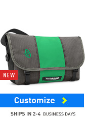 Hey! Customize your own bags.