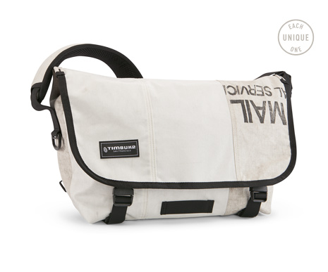TerraCycle Upcycled Messenger Bag Front