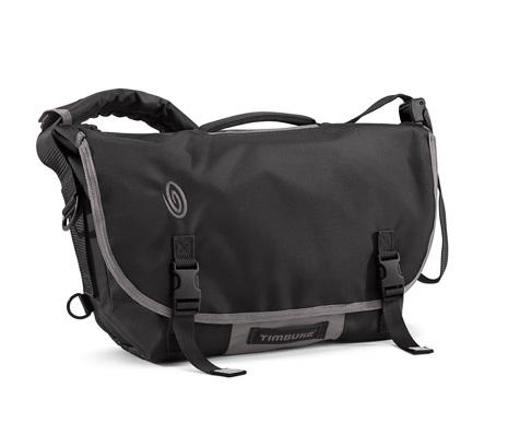 D-Lux Laptop Bondage Messenger Bag Front