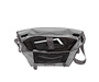 D-Lux Laptop Racing Stripe Messenger Bag Inside