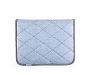 Plush Sleeve for the NEW iPad, iPad 2 Back