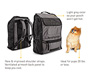 Muttmover Backpack Feature