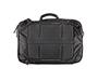 Alibi 17-Inch Laptop Backpack Messenger Bag Back