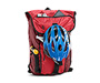 Phoenix Cycling Backpack Open